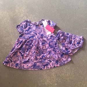 Lilly Pulitzer 2PC Girls NWT